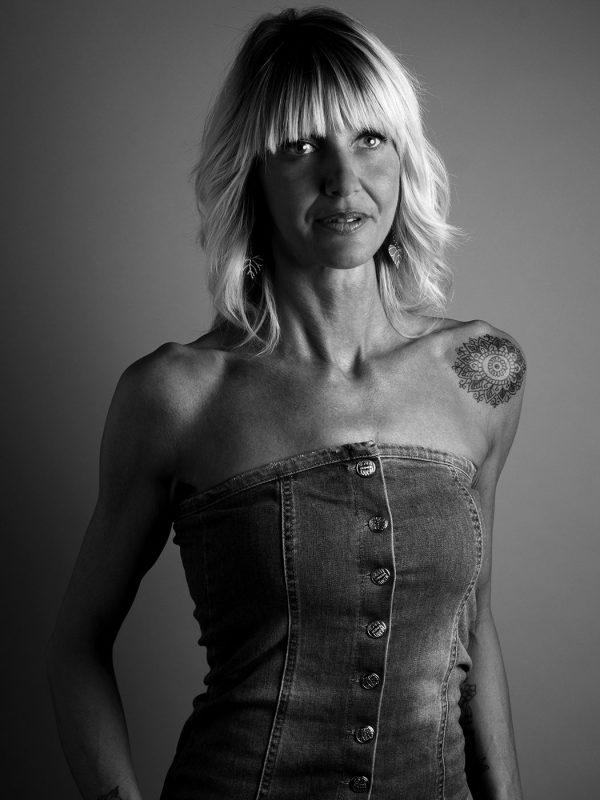 Luisa - Creative Models - Agenzia di Modelle Brescia - Modella Over 40