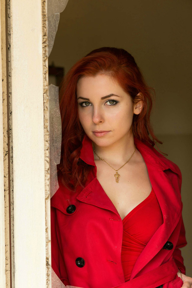 Yulya - Attrice - Creative Models - Agenzia Attrici Brescia