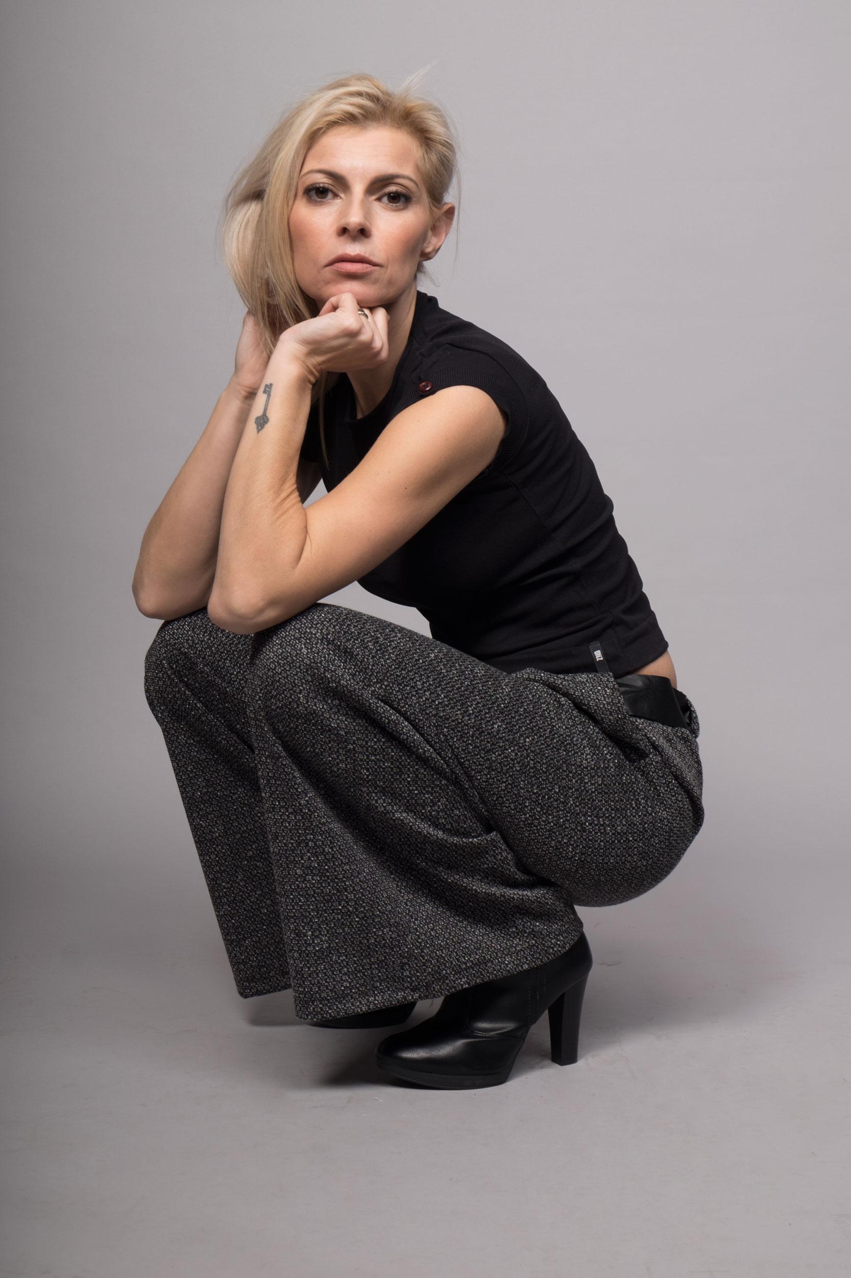 Creative Models - Agenzia Modelle Brescia - Ramona Modella Over 40
