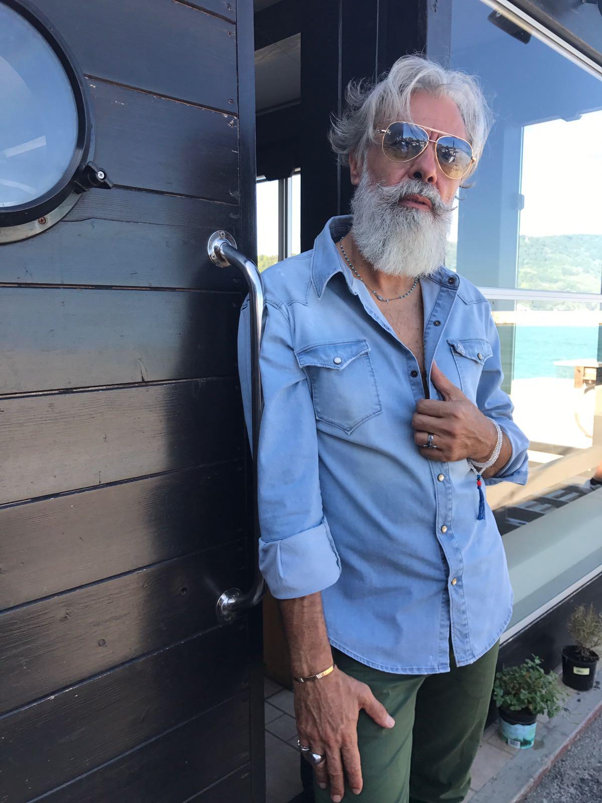 Umberto – Modello Over 40 – Creative Models – Agenzia Modelli Brescia