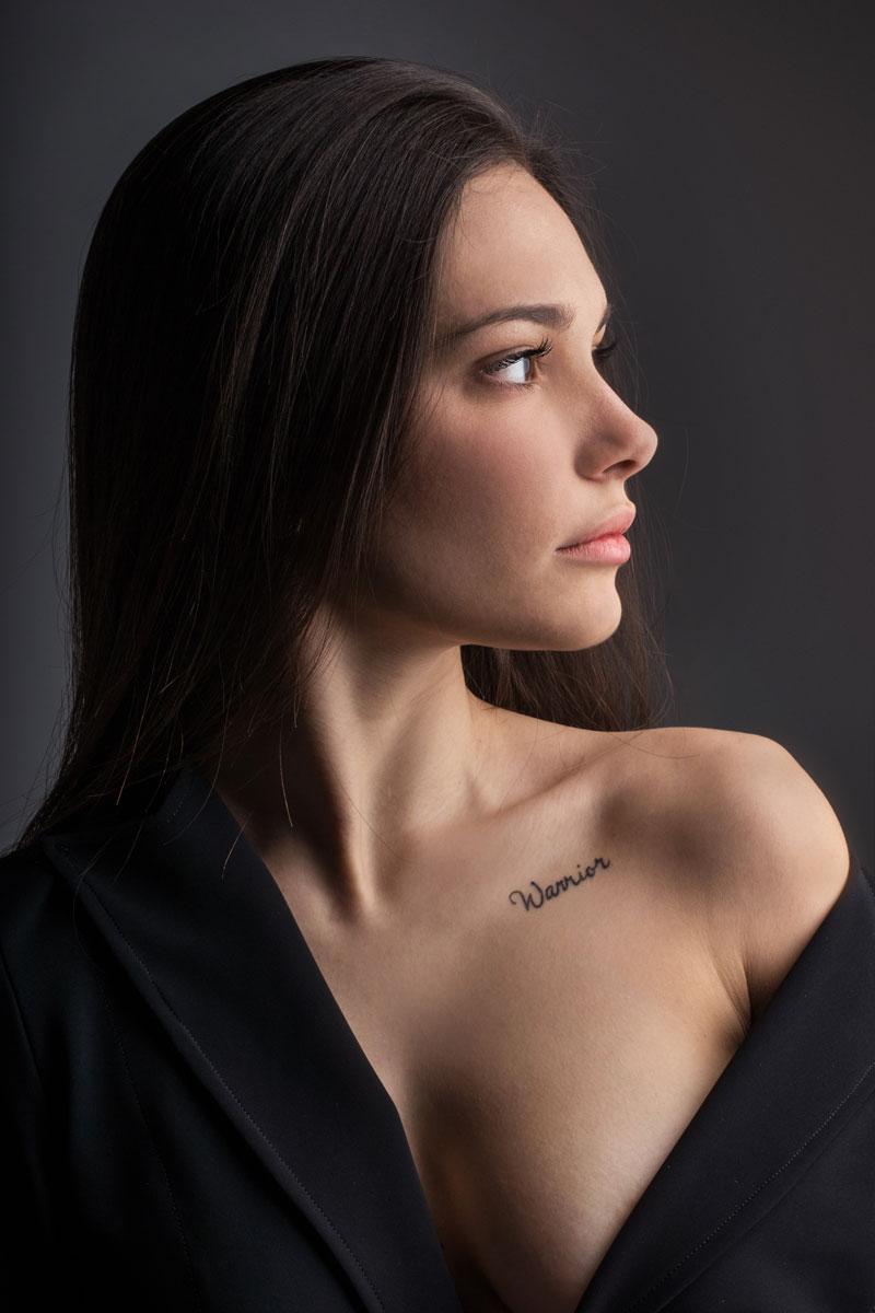 Sara M - Petite Model - Creative Models - Agenzia Modelle Brescia