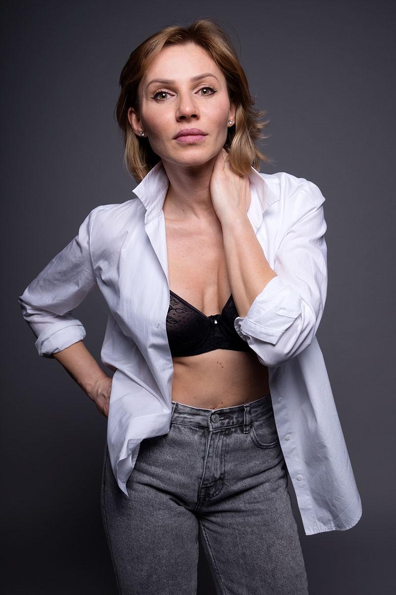 Anastasia – Creative Models – Agenzia di Modelle Brescia – Modella Over 4019