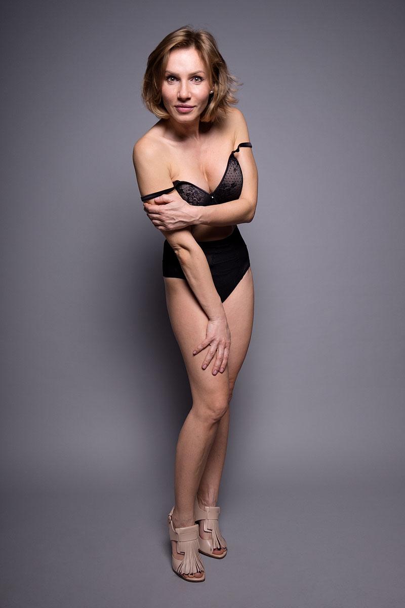Anastasia - Creative Models - Agenzia di Modelle Brescia - Modella Over 40