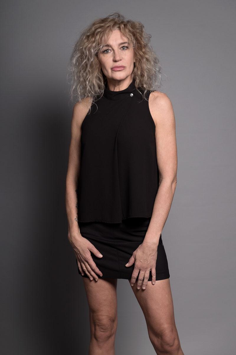 Creative Models - Agenzia Modelle Brescia - Catia Nuova Modella Over 40