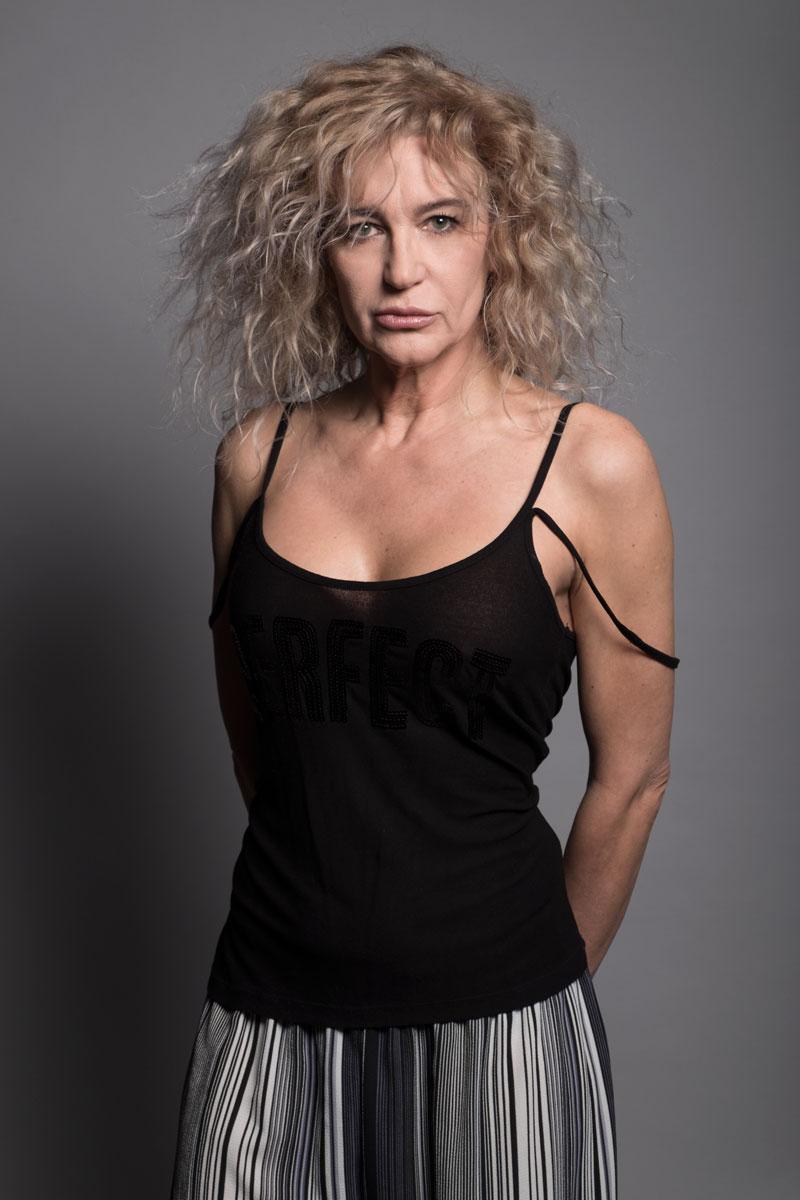 Creative Models – Agenzia Modelle Brescia – Catia Nuova Modella Over 40