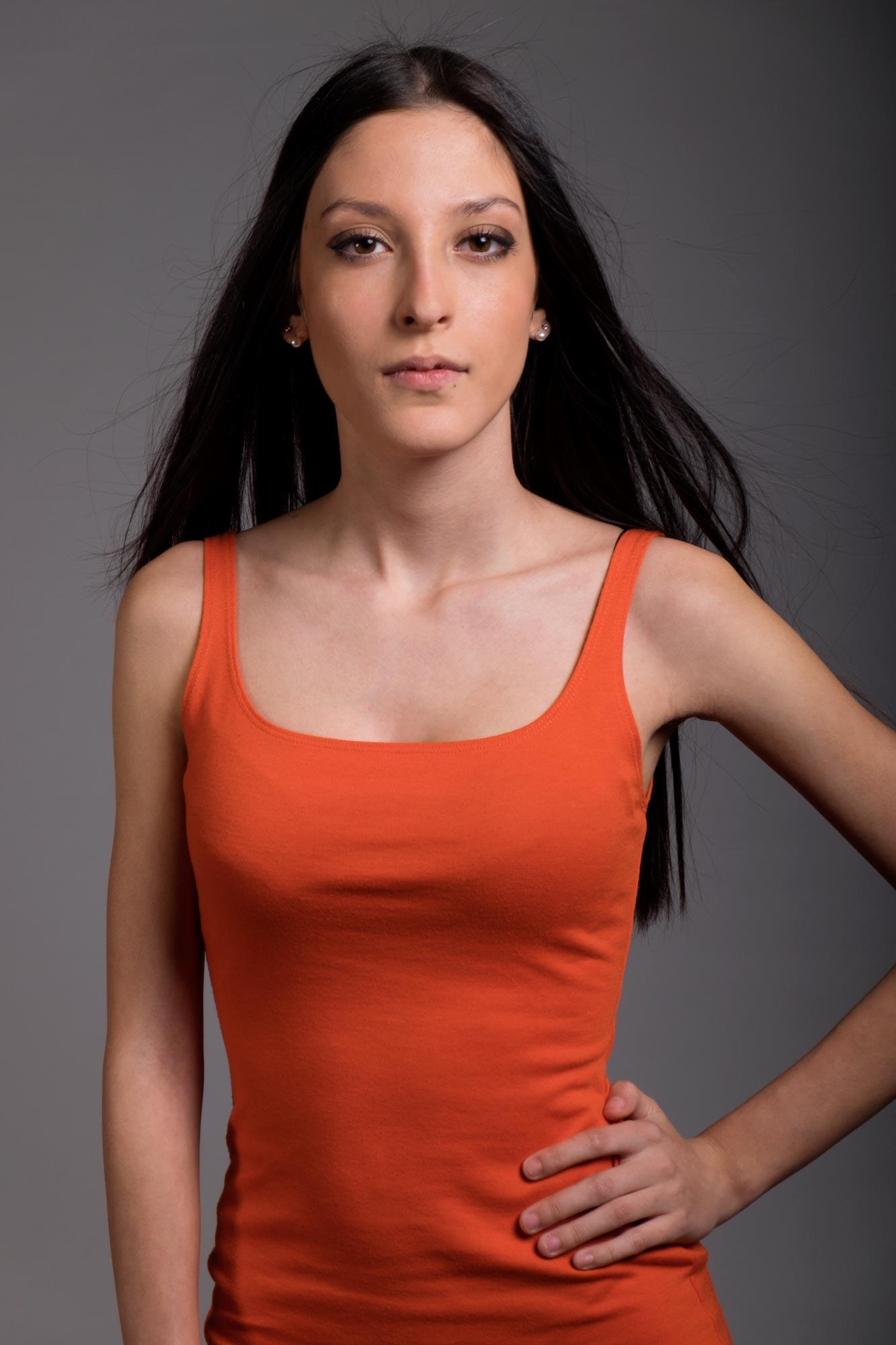 Martina – Creative Models – Agenzia di Modelle Brescia