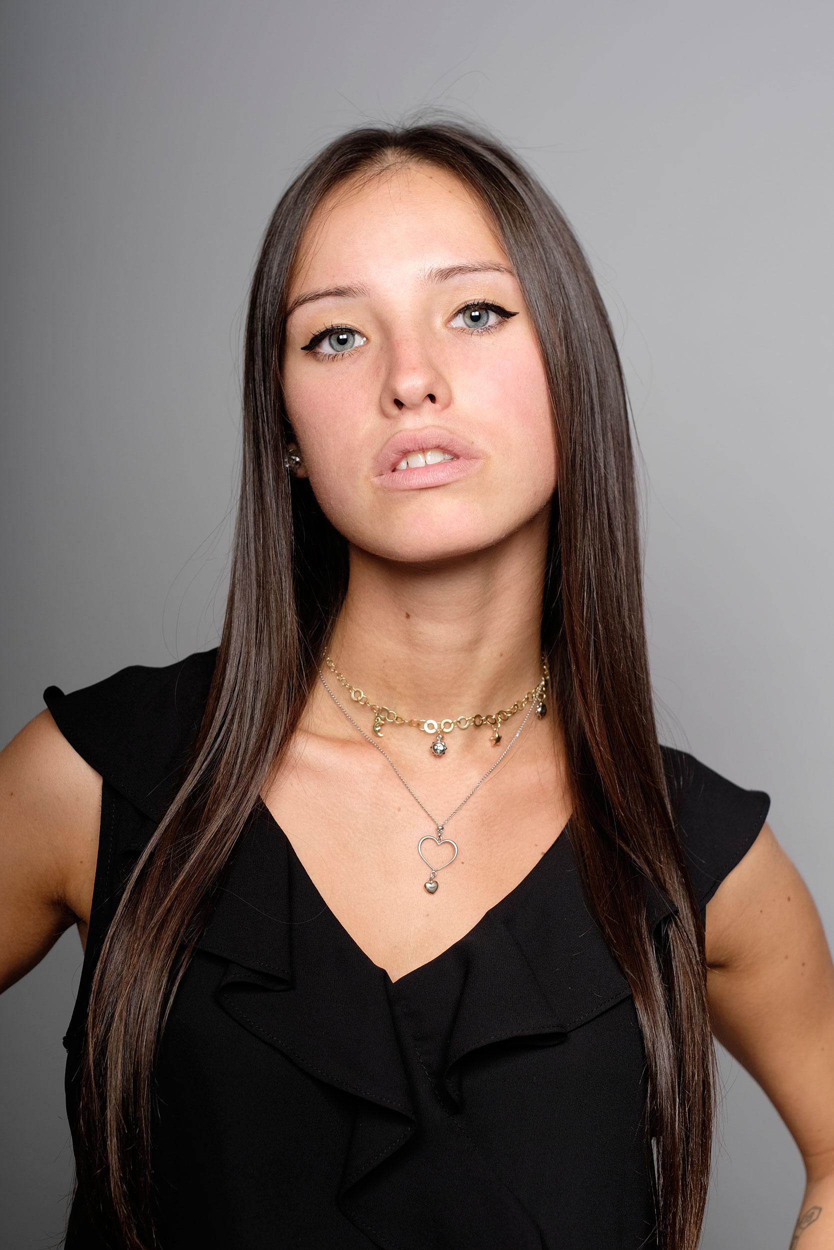 Aurora Petite Model - Creative Models - Agenzia di Modelle Brescia