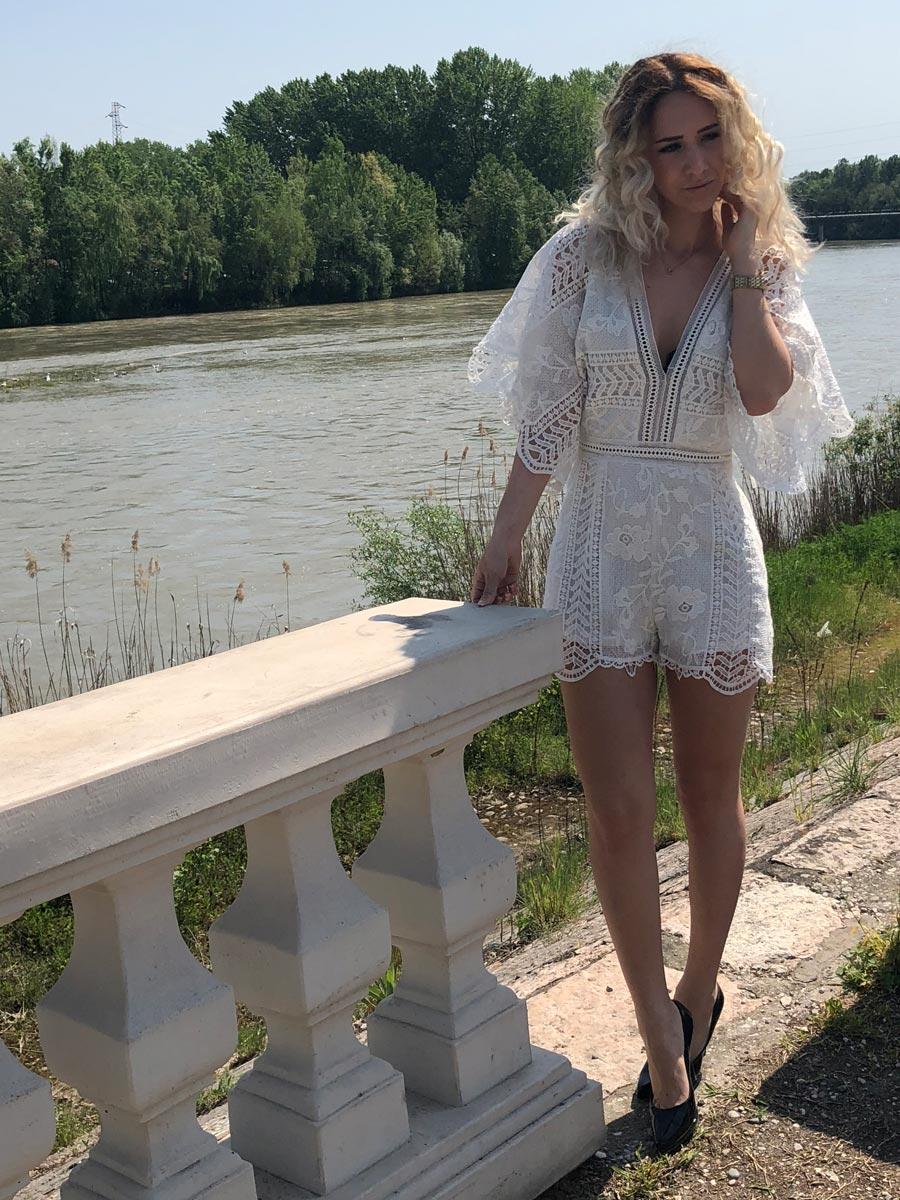 Giorgia C - Creative Models - Agenzia di Modelle Brescia