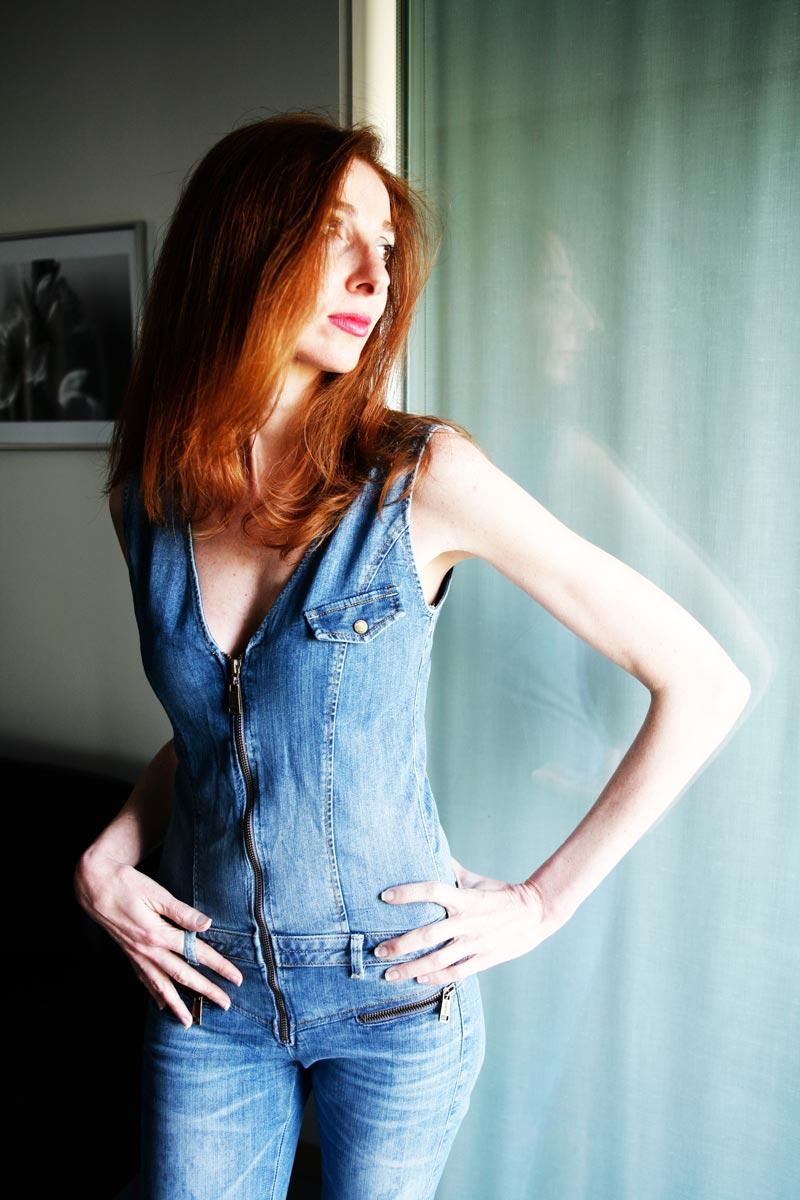 Valeria P - Creative Models - Agenzia Modelle Over 40 Brescia