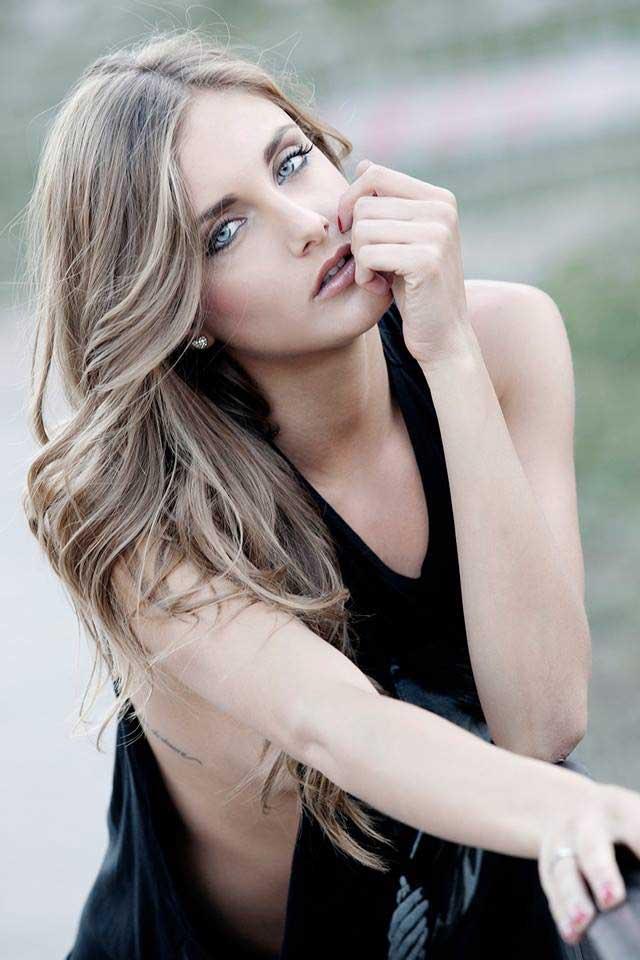 Veronica F - Creative Models - Agenzia Modelle Brescia