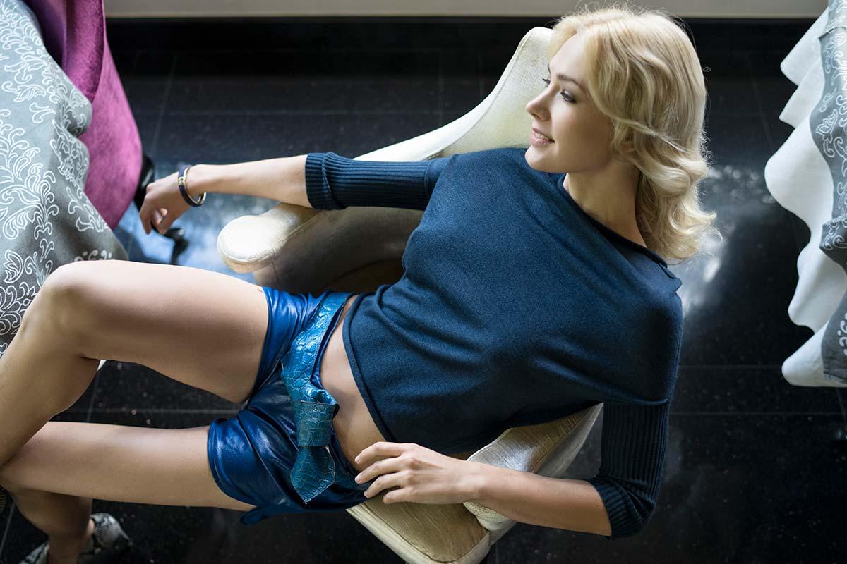 Annu - Creative Models - Agenzia Modelle Brescia