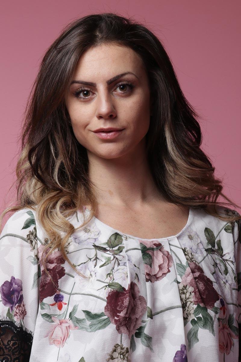 Gloria B - Creative Models - Agenzia Modelle Brescia