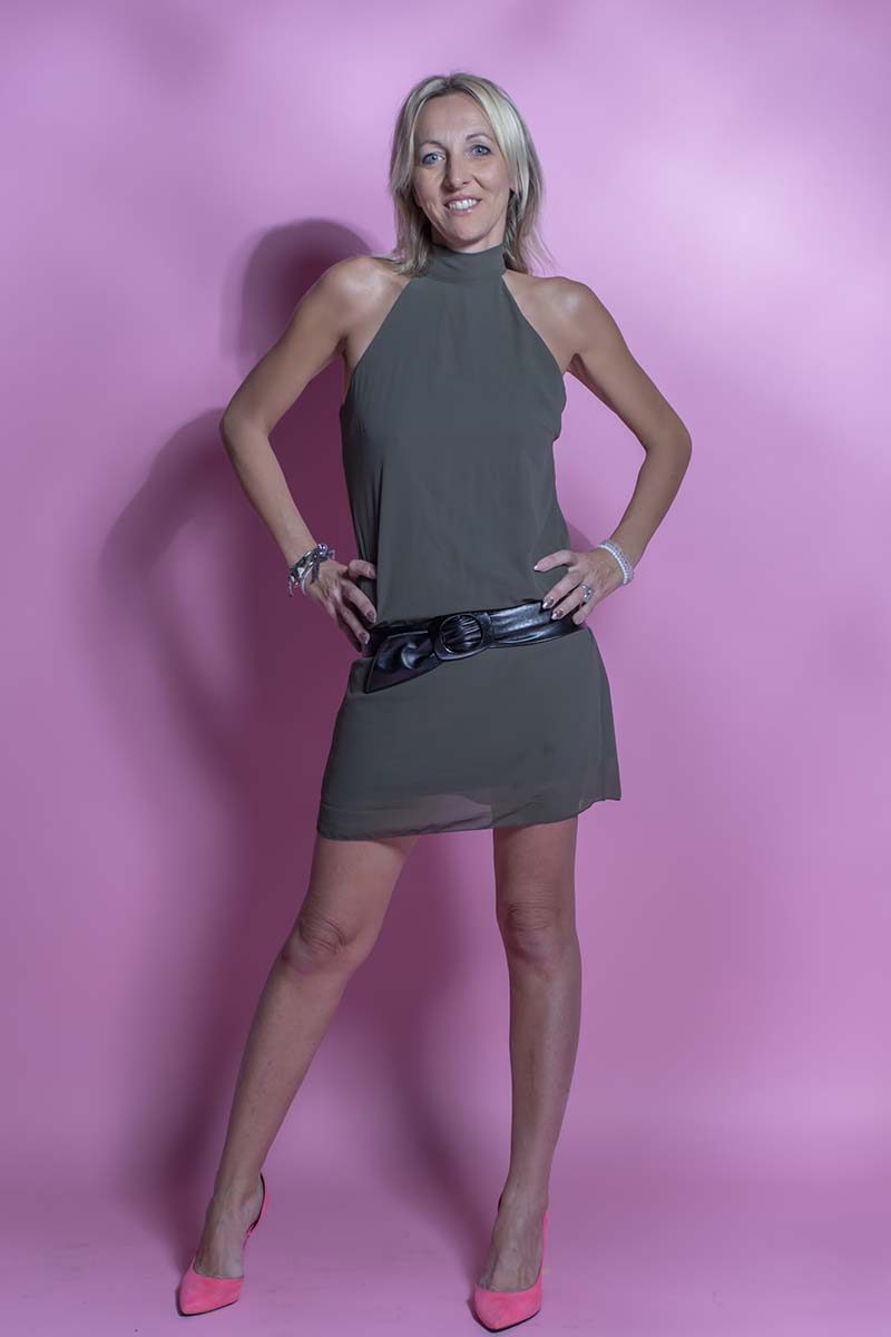 Silvia L - Creative Models -Agenzia Moda Brescia