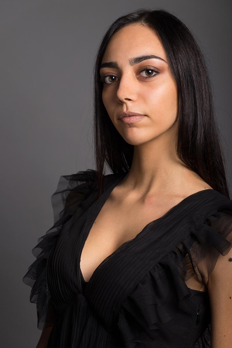 Virginia P - Creative Models - Agenzia Modelle Brescia