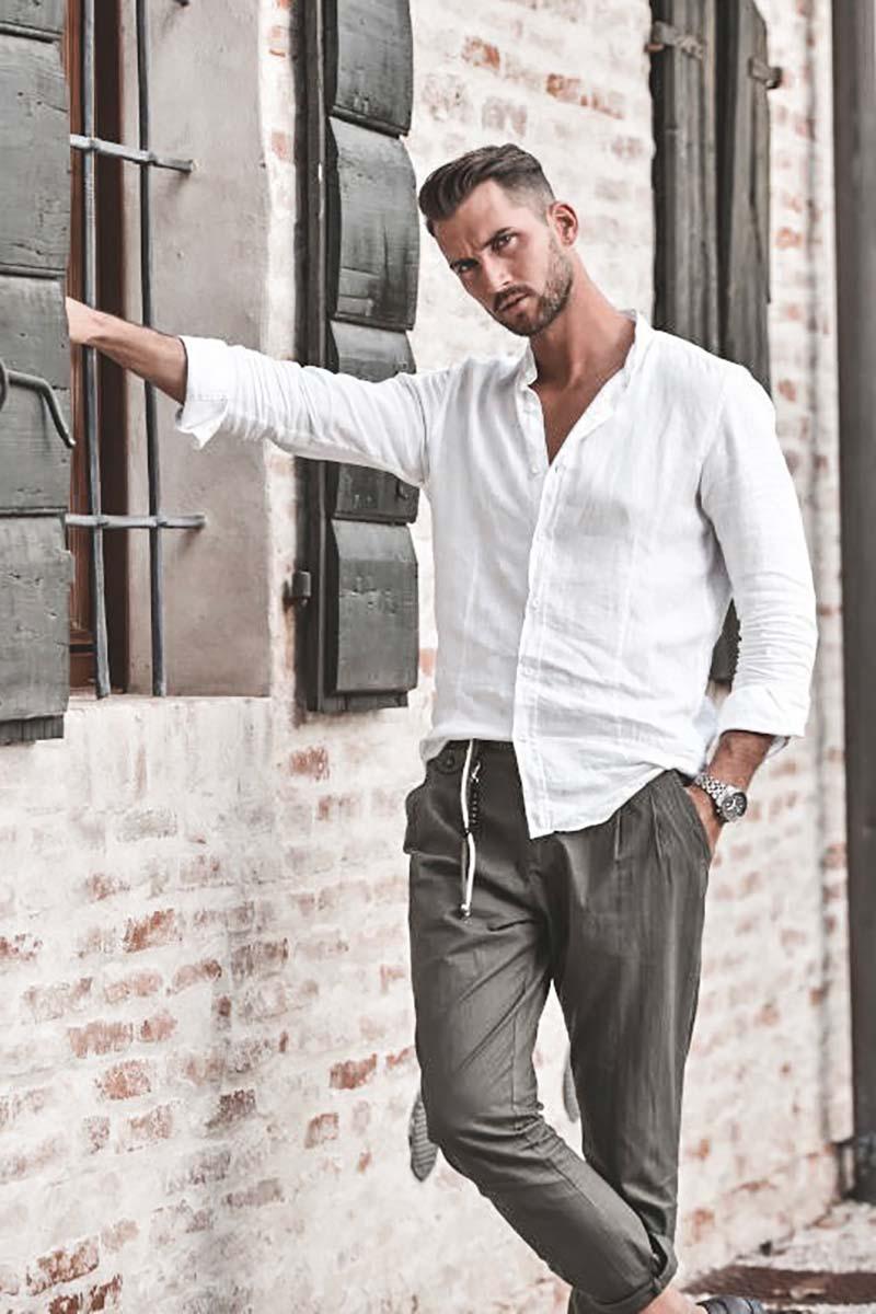 Angelo M. - Fotomodello - Creative Models - Agenzia Modelli Brescia