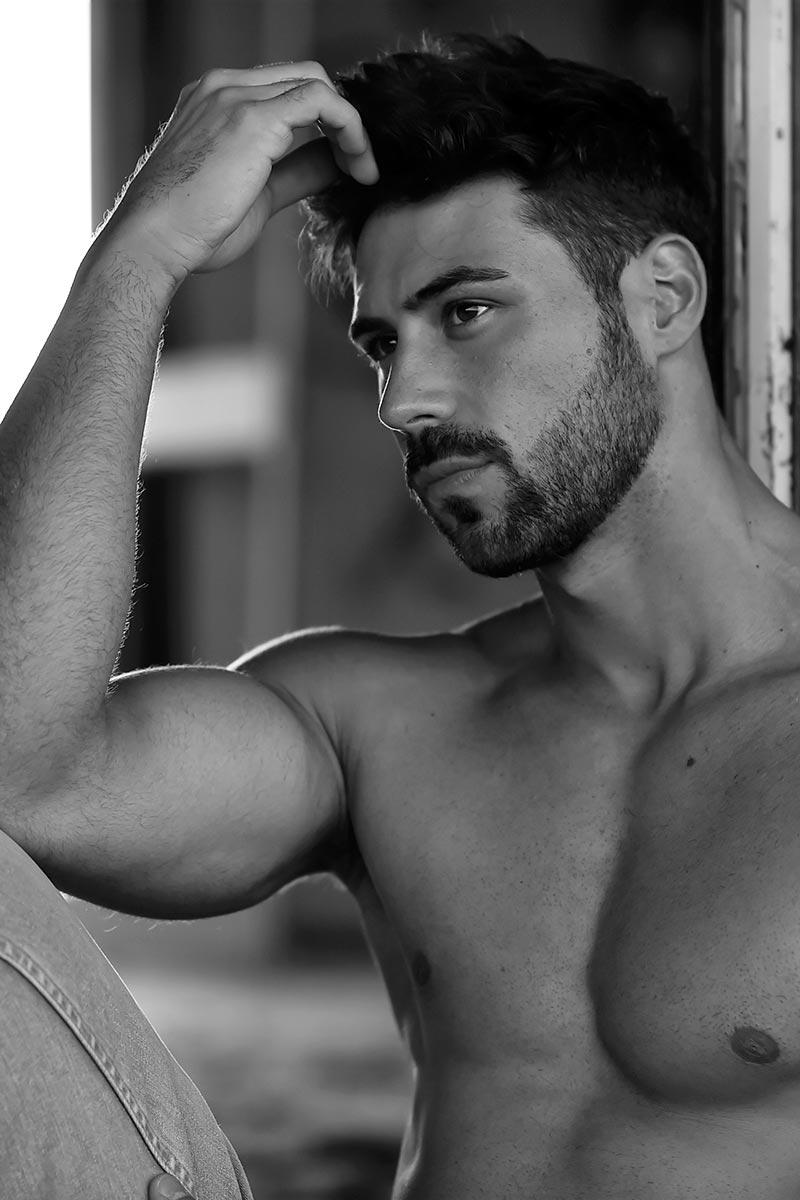 Cristian-B. - Fotomodello - Creative Models - Agenzia Modelli Brescia