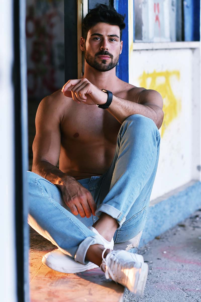 Cristian-B. - Fotomodello - Creative Models - Agenzia Modelli BresciaCristian-B. - Fotomodello - Creative Models - Agenzia Modelli Brescia