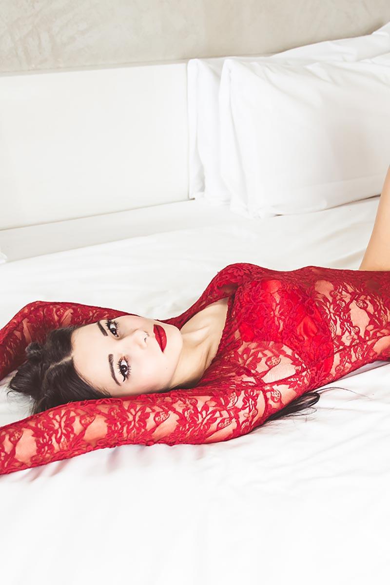 Denise B. - Fotomodella - Creative Models - Agenzia Modelle Brescia