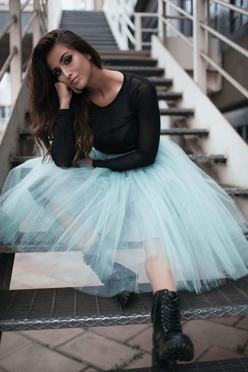 Ludimila S - Fotomodella - Creative Models - Agenzia Modelle Brescia