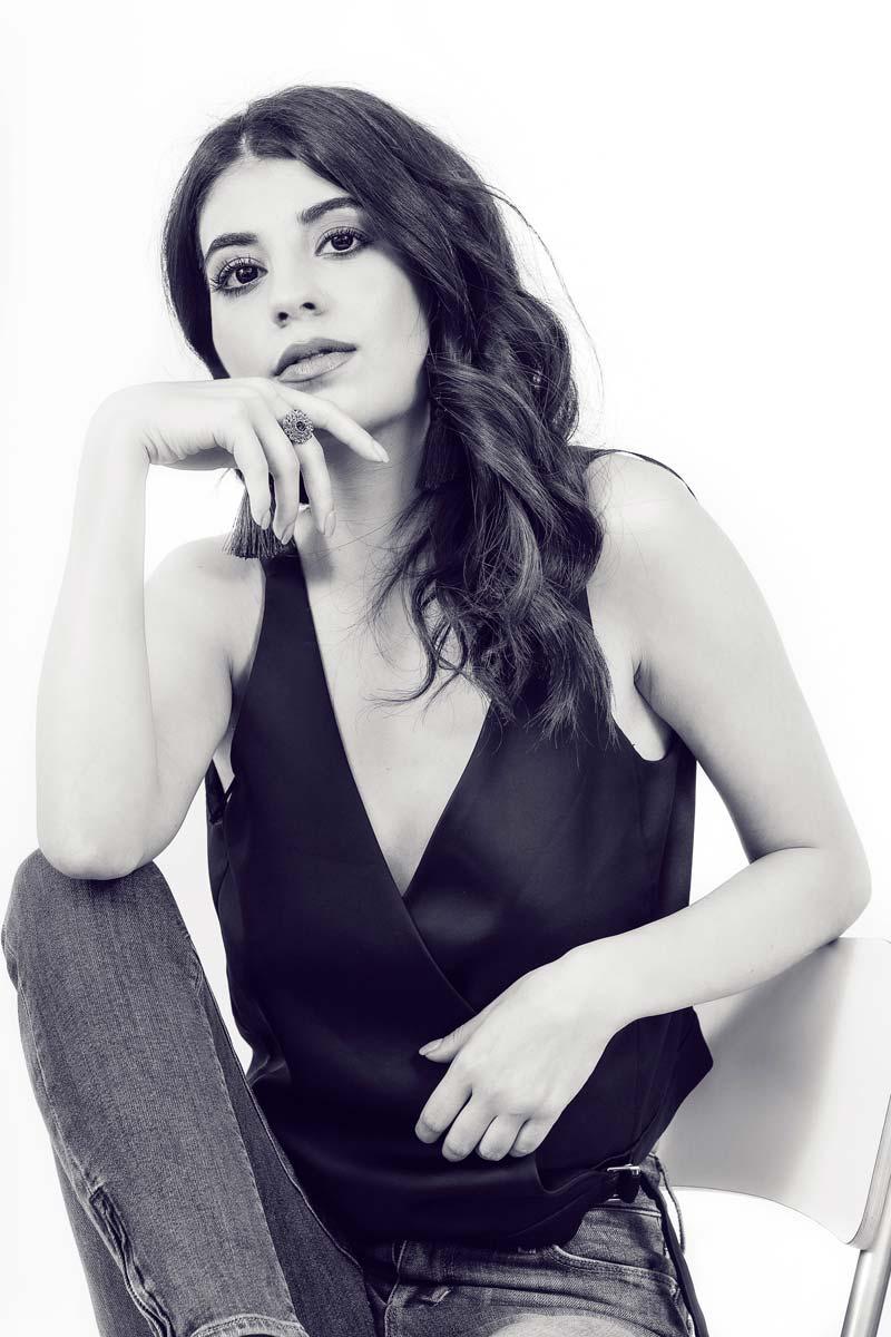 Erika M - Fotomodella - Creative Models -Agenzia Modelle Brescia