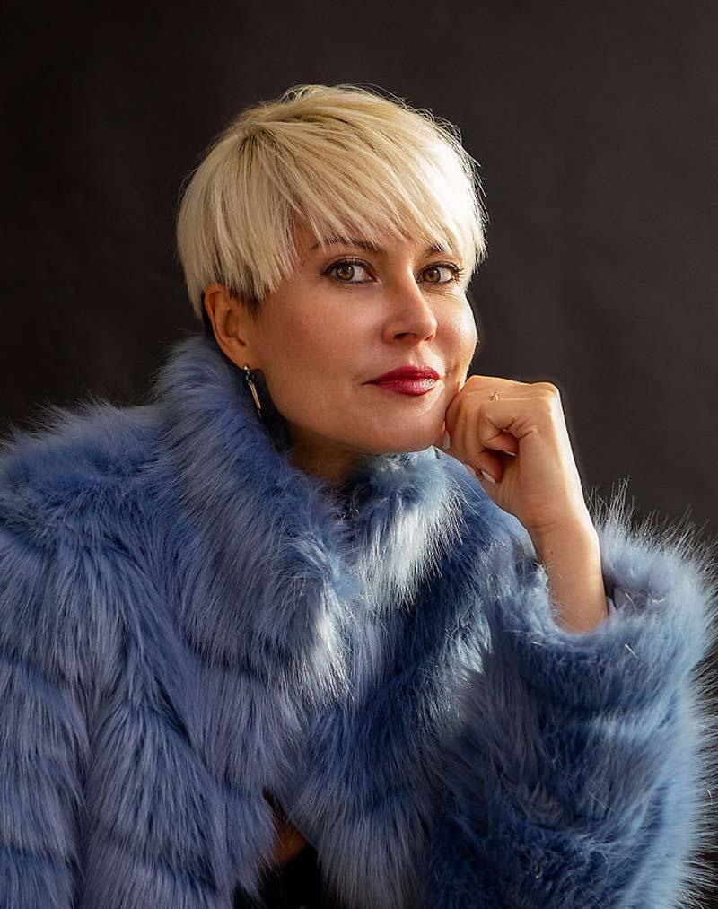 Galia - Modella Over 40 - Creative Models - Agenzia Modelle Milano