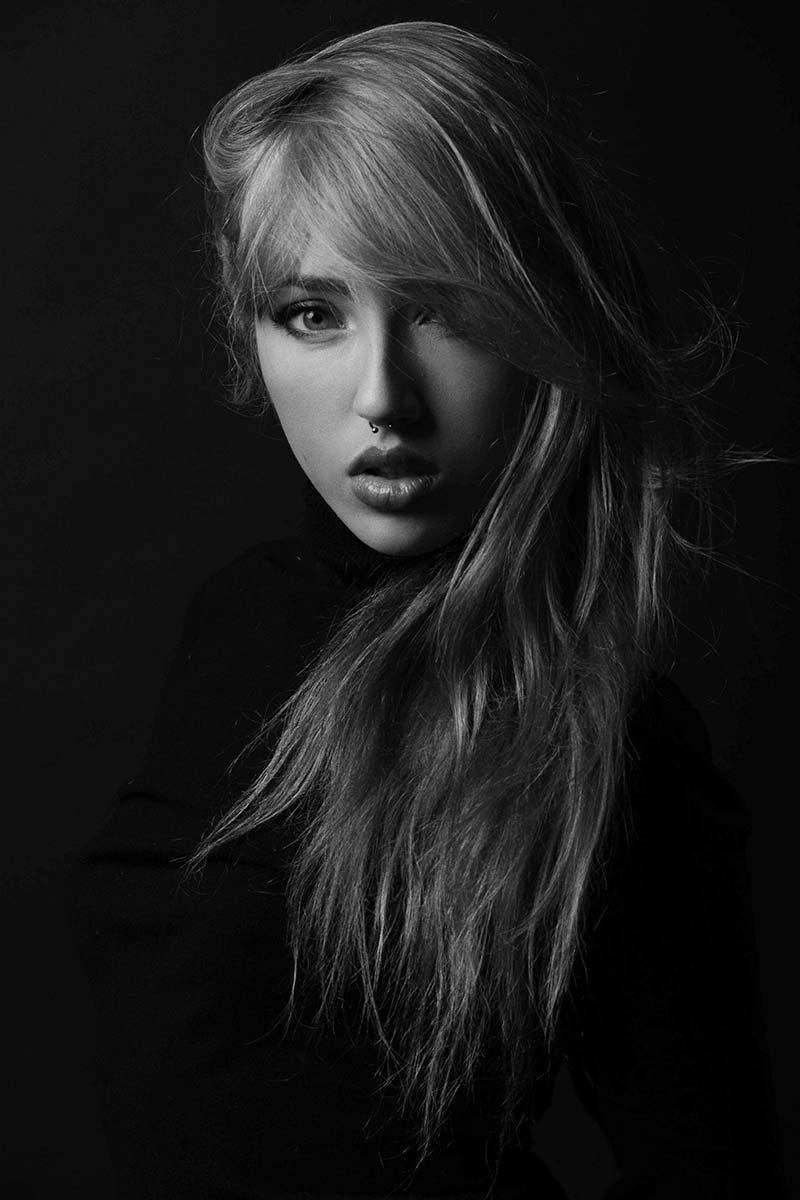 Francesca D - Creative Models - Agenzia Modelle Brescia