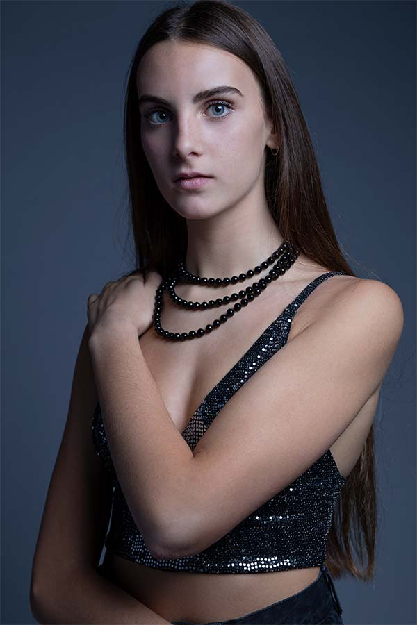 Valentina P -Fotomodella - Creative Models - Agenzia Fotomodelle Brescia