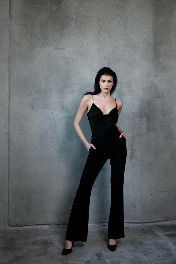 Elisabetta R -Fotomodella - Creative Models - Agenzia Modelle
