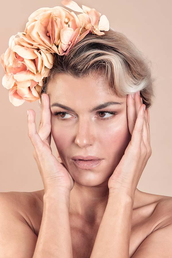 OXANA C - Modella Over 40 - Creative Models - Agenzia Modelle Brescia