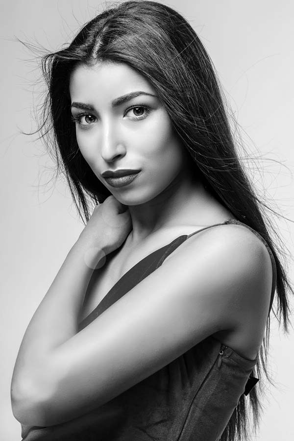 Siwar H - Creative Models - Agenzia Modelle - Brescia
