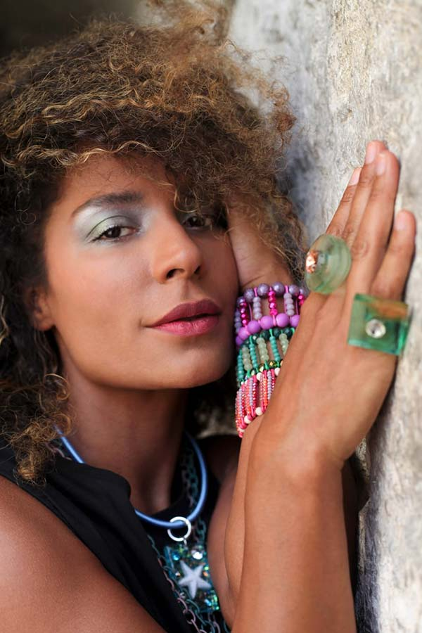 Zahida - Modella Creative Models Agenzia - Modelle -Brescia