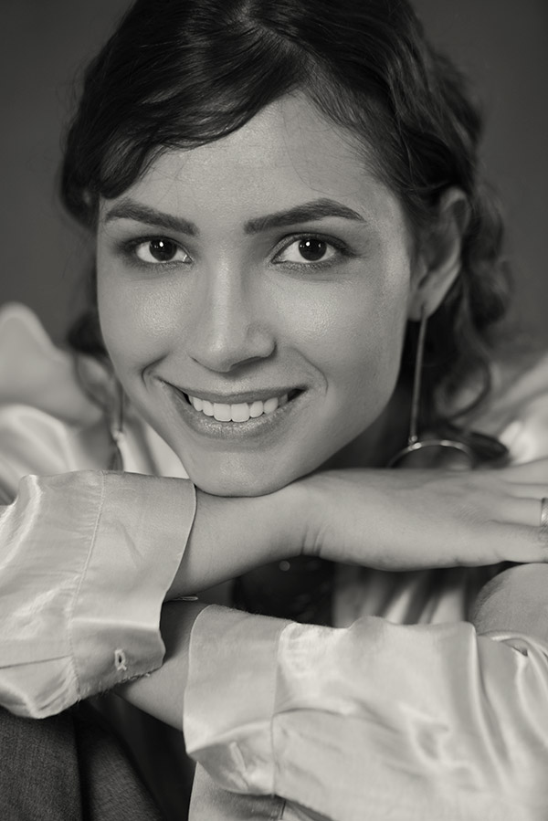 Alessandra P - Fotomodella - Creative Models Agenzia -Modelle