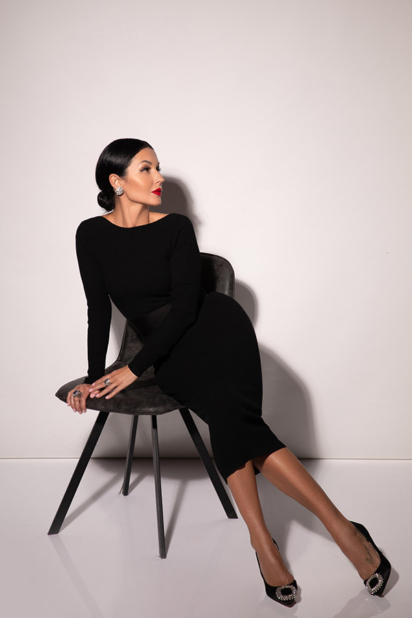 Svitlana Z -Fotomodella - Creative Models - Agenzia -Modelle - Brescia