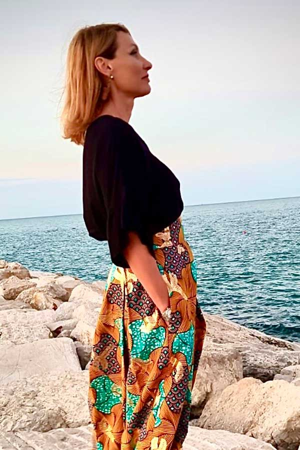 Barbara P - Modella Over - Creative Models - Agenzia Modelle Brescia