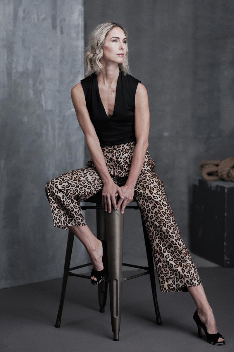 Orsolya - Modella Over 40 - Creative Models - Agenzia Modelle Milano